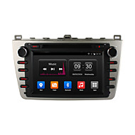 Ownice C300 Quad Core Android 4.4 8 Inch 1024*600 Car Dvd Player GPS for Mazda 6 Ruiyi Ultra