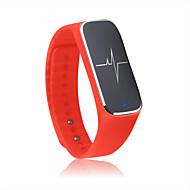 l18 fréquence respiratoire de la pression artérielle de la fréquence cardiaque mouvement étape de bracelet de santé du sommeil humeur de