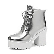 Women's Boots Spring / Fall / Winter Heels / Platform / Fashion Boots Leatherette    / Casual Platform Others