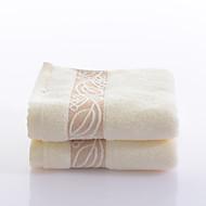 מגבת כותנה מלאה yukang®1pc סופר רך סופג לנשימה נוחה מרגיש עבה