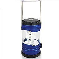 Lights Lanterns & Tent Lights / Battery Case / LED Light Bulbs LED 超级明亮的12颗LED灯珠 Lumens 1 Mode LED AAA Waterproof / Clip