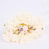 Oufulga Korean Brides Wrist Flowers Bridesmaid Wrist Flowers