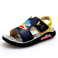 Boy's Sandals Summer Leatherette Casual Gore Blue Yellow White