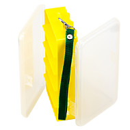 Anmuka Fishing Lure Boxes Fishing Accessories Case Fish Lure Bait Hooks Tackle Tool for Storing Swivels, Hooks, Lures