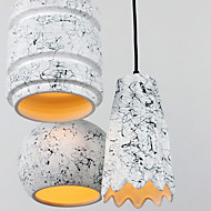 60W Pendant Light ,  Modern/Contemporary /  Country Others Feature for Mini Style