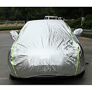 auto pakkasnestettä anti palonsuoja autojen alumiinikalvo ompelu paksua puuvillaa vuodenaikojen yleinen auto kansi
