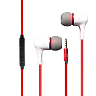 neutrální zboží iBoB215 Sluchátka do  ušíForPřehrávač / tablet / Mobilní telefon / PočítačWiths mikrofonem / DJ / ovládání hlasitosti /