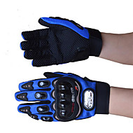 PRO-BIKER Full Finger Gloves,Motorcycle, Riding Gloves, Anti Fall ,A Pair