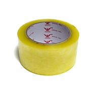 gele viskeuze transparante tape afdichtingsband uitdrukkelijke tape 4,5 cm breed (volume 36 doos)