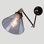 Swing Arm Lights,Rustic/Lodge E26/E27 Metal