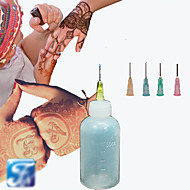 Halloween HENNA Applicator Temporary Tattoo kit Body Ink Herbal Mehndi