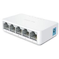 Mercury USB 5 Professioneel Voor Ethernet Networking