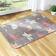 """Country Style 1PC Polyester Thickening Bath Rug 15"""" by 23"""""""