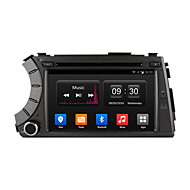 "ownice 7 ""HD 1024 * 600 Android lettore nucleo dvd 4.4 quad per Ssangyong Kyron Actyon la radio GPS"
