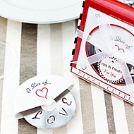 Beter Gifts® Recipient Gifts - 1Piece/Set Valentine's Day Party Favours Pizza Cutter Kitchen Favors