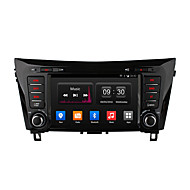 "ownice 8 ""1024 * 600 16g rom android 4.4 quad core bil dvd-spiller gps radio for Nissan Qashqai / x-trail støtte DAB +"