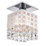 Takplafond ,  Moderne / Nutidig Traditionel / Klassisk Krom Trekk for Krystall Mini Stil MetallStue Soverom Spisestue Kjøkken Baderom