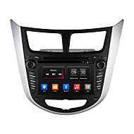 """Ownice 7"""" HD 1024*600 Quad Core Android 4.4 Car DVD Player For Hyundai Verna GPS radio"""