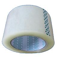valmistajat voidaan räätälöidä tukku 6.0cm leveä 1.7cm paksu läpinäkyvä teippi tiivistenauhan Taobao tape