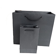 kraftpapir pose kan udskrives logo spot kosmetik taske gavepose papirpose tilpassede reklamer pakke en fem