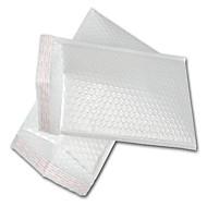 hvit boble konvolutt bag / vanntett Pearl film boble poser / selvklebende digitale poser en pakke med ti