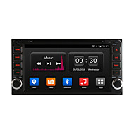 "Ownice C300 6.95"" 2 Din Android 4.4 Quad Core Car DVD Player For Toyota Universal with GPS Radio wifi"