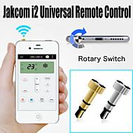 jakcom 아이폰 아이 패드 celular 안드로이드 휴대 전화에 대한 I2 범용 원격 제어 적외선 무선 스마트 보드 TV 박스 교류
