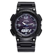 Casio Brand Men's Watch Sport Series Solar Shock Resistant Waterproof Chronograph Double Movement Fashion Wrist Watch With Watch Box AQ-S810W-1A2