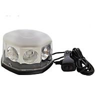 luzes de segurança / veículo conduzido strobe luz de alarme / super leve