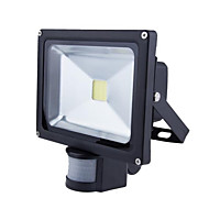 20W PIR LED Flood light Motion Sensor Garden Light(AC85-265V)