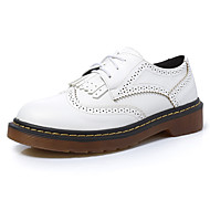 Women's Oxfords Spring / Summer / Fall Comfort / Round Toe / Closed Toe  Casual Flat Heel Others  Walking