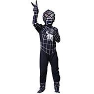 Spider-Man Kid Black Cosplay Cosplay Costumes Leotard