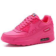 Women's Sneakers Spring / Fall Creepers Leatherette Outdoor / Casual Platform Lace-up Others