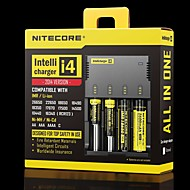 NiteCore i4 intellicharge universele slimme batterijlader
