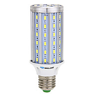 BRELONG E14 / E26/E27 / B22 LED Corn Lights 72 SMD 5730 1500 lm Warm White / Cool White  AC 85-265 V 1 pcs