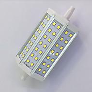 10 R7S Lâmpadas Espiga T 42LED SMD 2835 680LM-800LM lm Branco Quente / Branco Frio Decorativa AC 85-265 V 1 pç