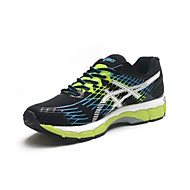 Running Shoes Asics Gel Nimbus 17 Mens Running Trainers Sneakers Athletic Shoes Black Grey