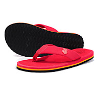 Men's Slippers & Flip-Flops Spring / Summer / Fall / Winter Comfort Customized Materials Casual Flat Heel