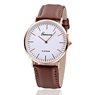 Women's Fashion Diamond  Two Needle Quartz Analog Leather Wrist Watch(Assorted Colors) Cool Watches Unique Watches