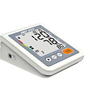 fodret bp118a tre farver baggrundsbelysning intelligente elektroniske blodtryksmåler fuldautomatisk elektrisk