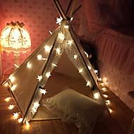 100-LED 10M Star Light Waterproof  Plug Outdoor Christmas Holiday Decoration Light LED String Light