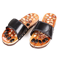 Women's Slippers & Flip-Flops Summer Slingback Leatherette Casual Flat Heel Others Black / Red Others