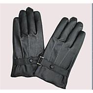 Fuld Finger Læder Læder Motorcykler Handsker