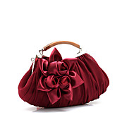 Women Chiffon Fashion  Sweet/ Satin Formal / Event/Party / Wedding Evening Bag