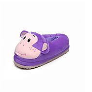 Women's Slippers & Flip-Flops Winter Slippers Customized Materials Casual Flat Heel Others Others