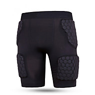 Sports Bike/Cycling Shorts Men's Breathable / Protective / Comfortable Terylene Classic Black M / L / XL / XXLExercise