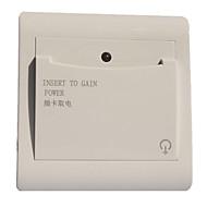 levar o cartão de interruptor elétrico