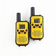 365 Håndholdt Analog k-535 VOX baggrundslys Kryptering LCD-skærm Scan CTCSS/CDCSS Udvalg kald <1,5 km