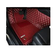 Schritte Automobil, das durch Doppeldrahtspule Auto speziellen Tasche voller Teppich umgeben