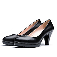 Women's Heels Heels Rubber Outdoor Stiletto Heel Others Black Others